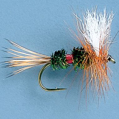 Royal Wulff Attractor Dry Fly