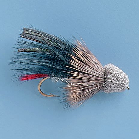 Marabou Muddler Streamer Fly