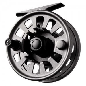 Ross Flyrise Fly Reel - The Fly Fishing Basics