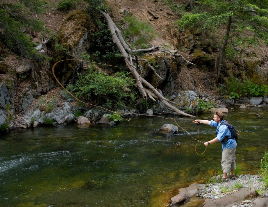 What is fly fishing the fly fishing basics for What is fly fishing