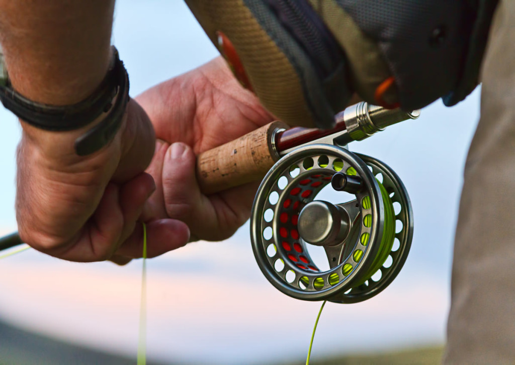 How to Hold or Grip a Fly Rod