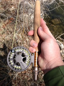 V Grip - How to Hold a Fly Rod