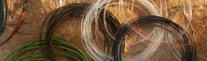 Fly fishing leader and tippet what why and how the fly for Fly fishing leader