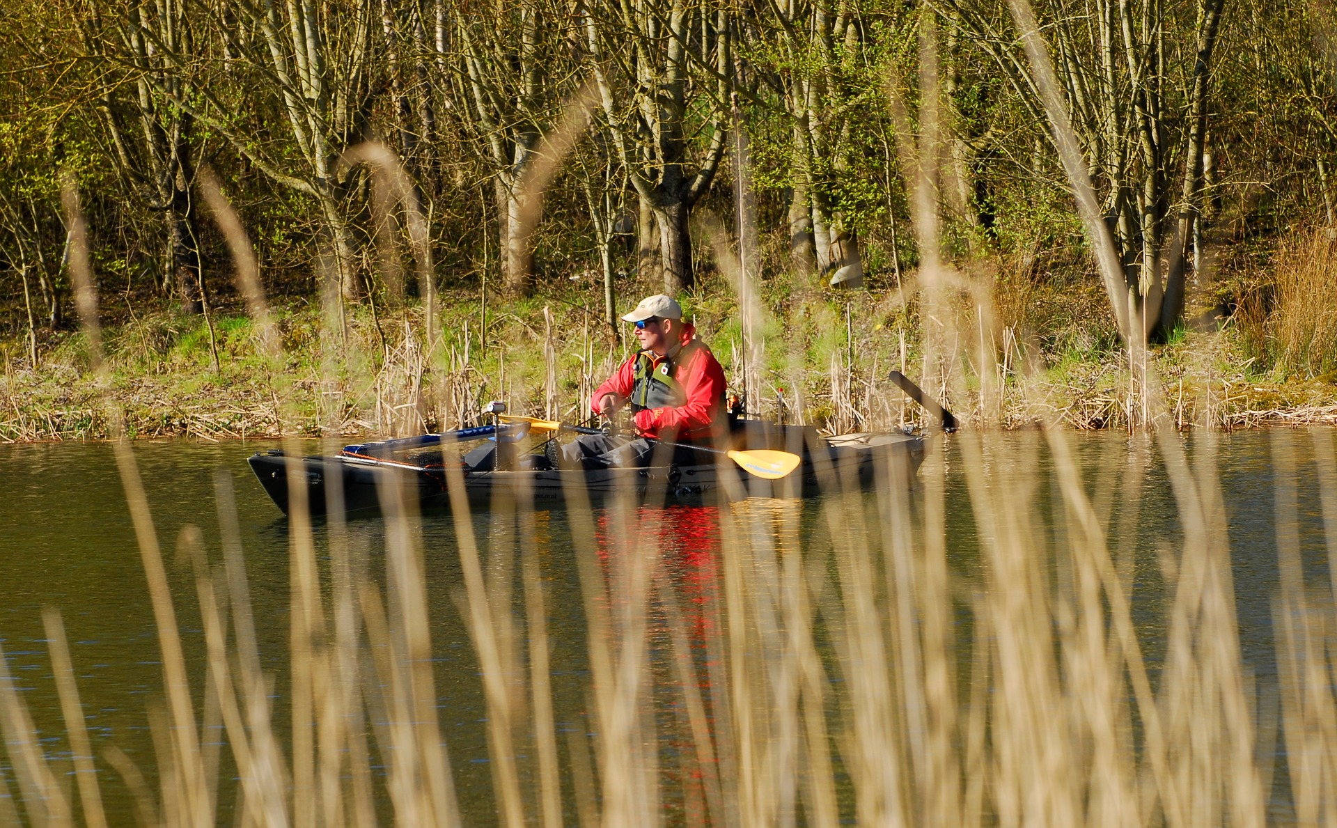7 Tips for Fly Fishing from a Kayak | The Fly Fishing Basics