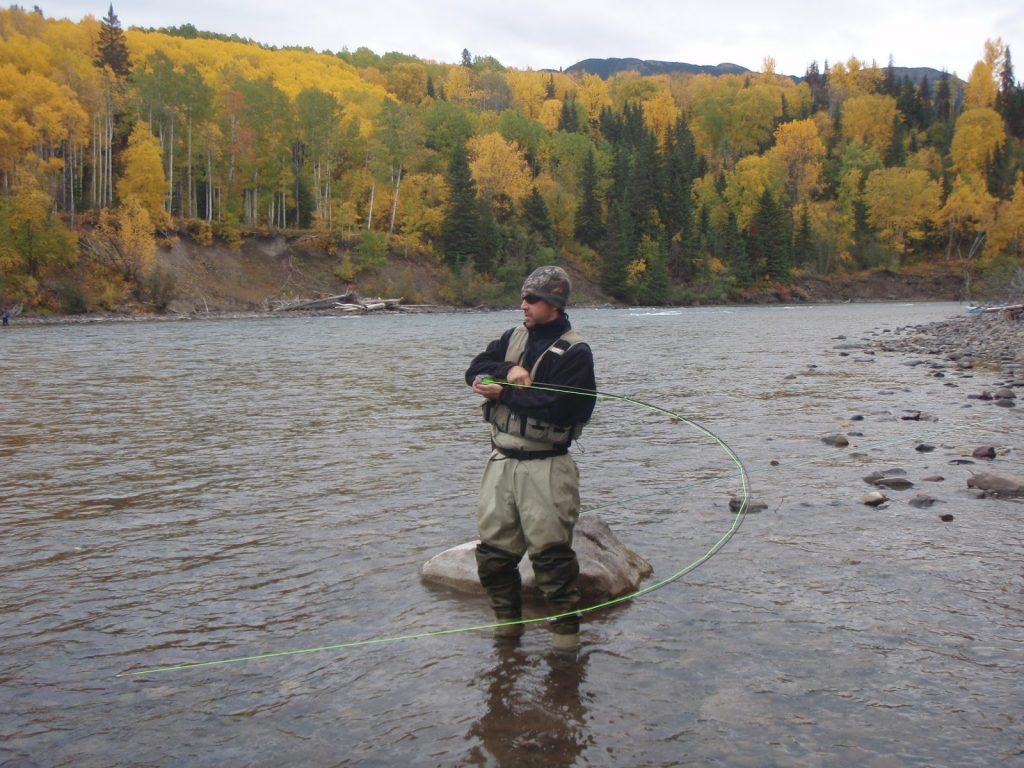Dave Stewart - Wet Fly Swing - Fly Tying Tips - The Fly Fishing Basics